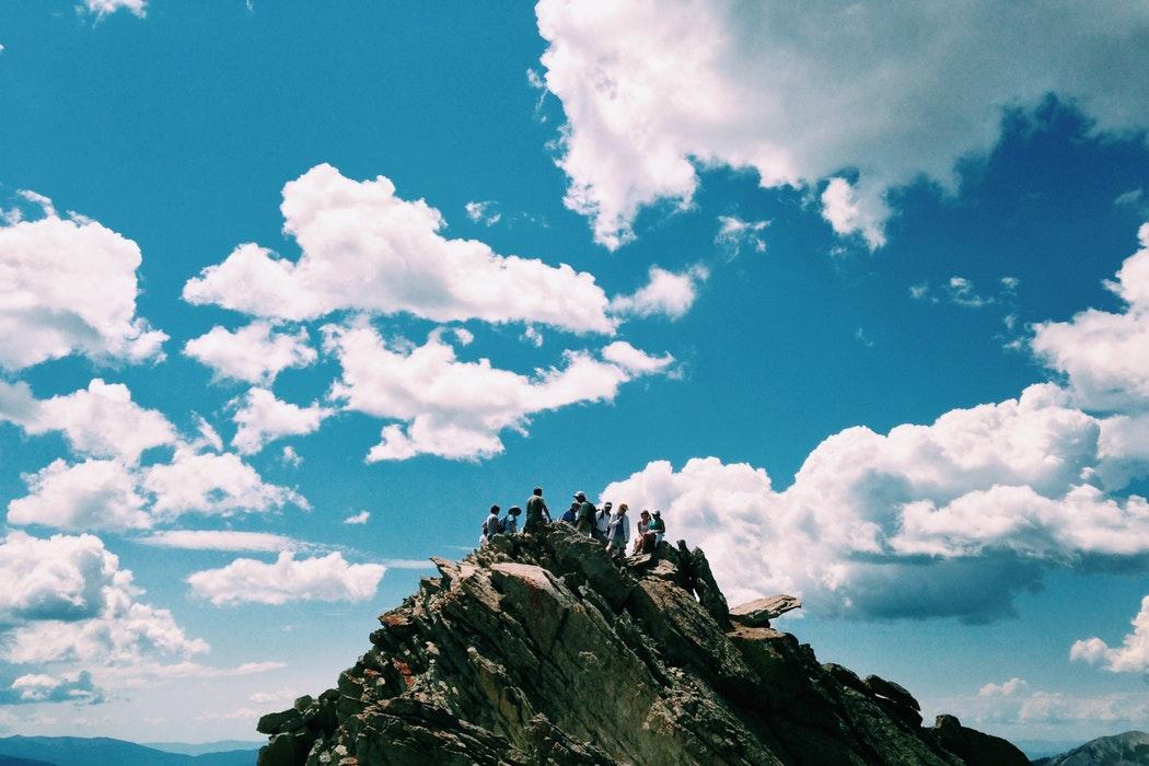 mountain mensen